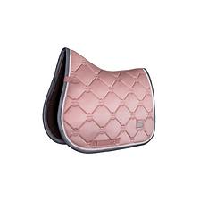 Tapis de Selle Pink Pearl - Equestrian Stockholm
