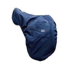 Housse de Selle Dressage Bleu - Kentucky Horsewear