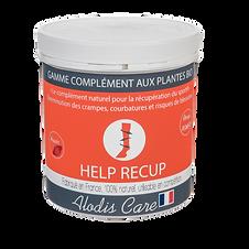 ALODIS CARE - COMPLÉMENT HELP RECUP