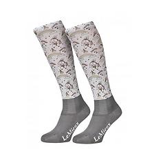 Chaussettes Footsie Licornes Arc-en-Ciel - LeMieux