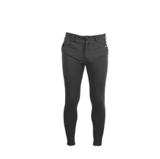 Pantalon d'Équitation Homme Gris Clair - Montar