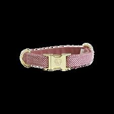 Collier pour Chien Laine Rose - Kentucky Dogwear
