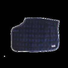 Couvre-Reins Carré Heavy Fleece Imprimé à Carreaux - Kentucky Horsewear