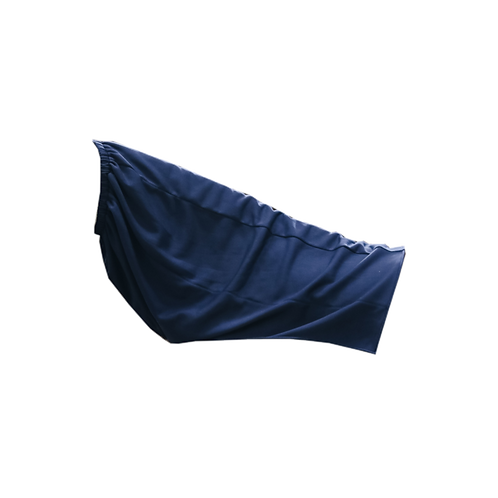 KENTUCKY - COUVRE-COU POLAIRE BLEU