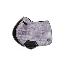 TAPIS DE SELLE GLACÉ CLOSE CONTACT GREY - LEMIEUX