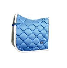TAPIS DE SELLE DRESSAGE PARISIAN BLUE - EQUESTRIAN STOCKHOLM