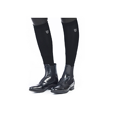 CHAUSSETTES BLACK EDITION - EQUESTRIAN STOCKHOLM