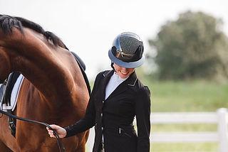 Bombe d'équitation Star Lady - KASK
