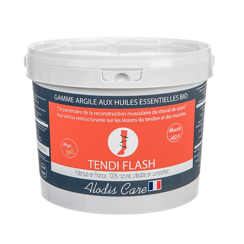 argile de récupération sportive Tendi Flash par Alodis Care