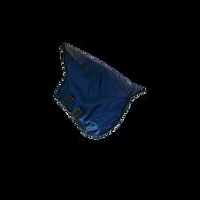 Couvre-cou d'Extérieur Imperméable Pro 0g Bleu - Kentucky Horsewear