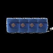 Bandes de Polo Velvet Bleu Marine - Kentucky Horsewear