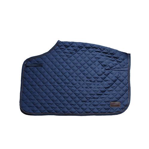 Couvre-reins carré Kentucky Horsewear bleu