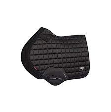 TAPIS DE SELLE LOIRE CLOSE CONTACT BLACK - LEMIEUX