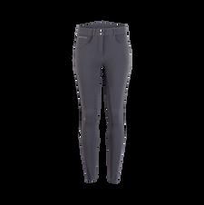 Pantalon d'Équitation Femme Gris - Montar