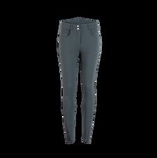 Pantalon d'Équitation Femme Vert - Montar