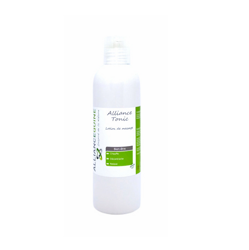 lotion de massage Alliance Tonic par Alliance Équine