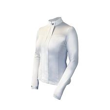 Chemise de Concours pour Femme Blanc - Equestrian Stockholm