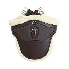 Bavette Moumoute Spécial Marron - Kentucky Horsewear
