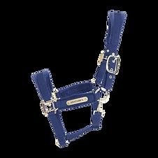 Licol Velvet Bleu Marine - Kentucky Horsewear
