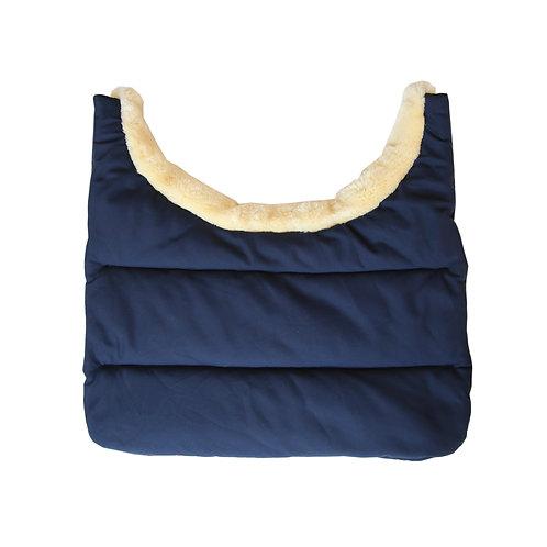 Protection de poitrail KentuckyHorsewear bleu