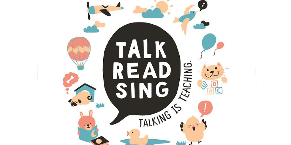 Let's Talk About SHAPES Parent Skill-building Session