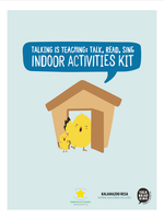 Indoor Activities Kit Flipbook