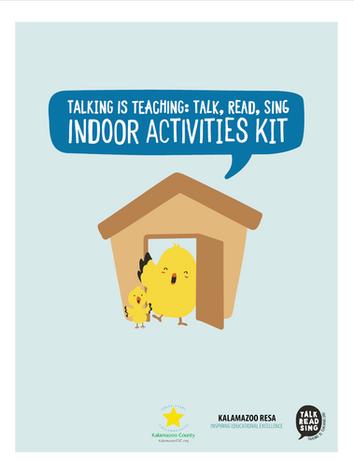 Indoor Activities Kit Flipbook