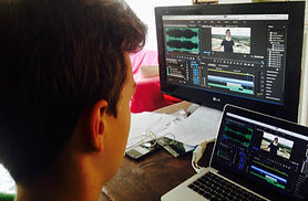 Stages Ados initiation montage vidéo