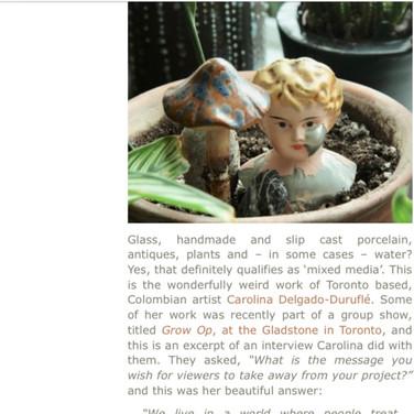 The Jealous Curator Blog