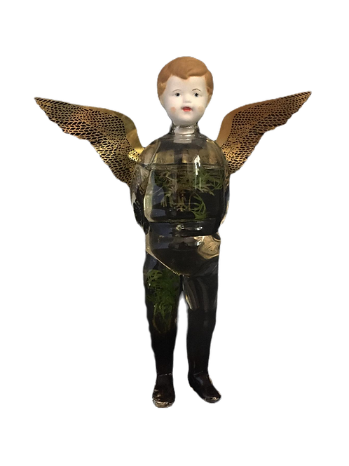 Character with Wings
