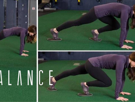 Stretching your Hip flexors