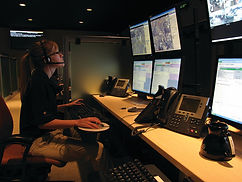 24-Hour Security Dispatch Center