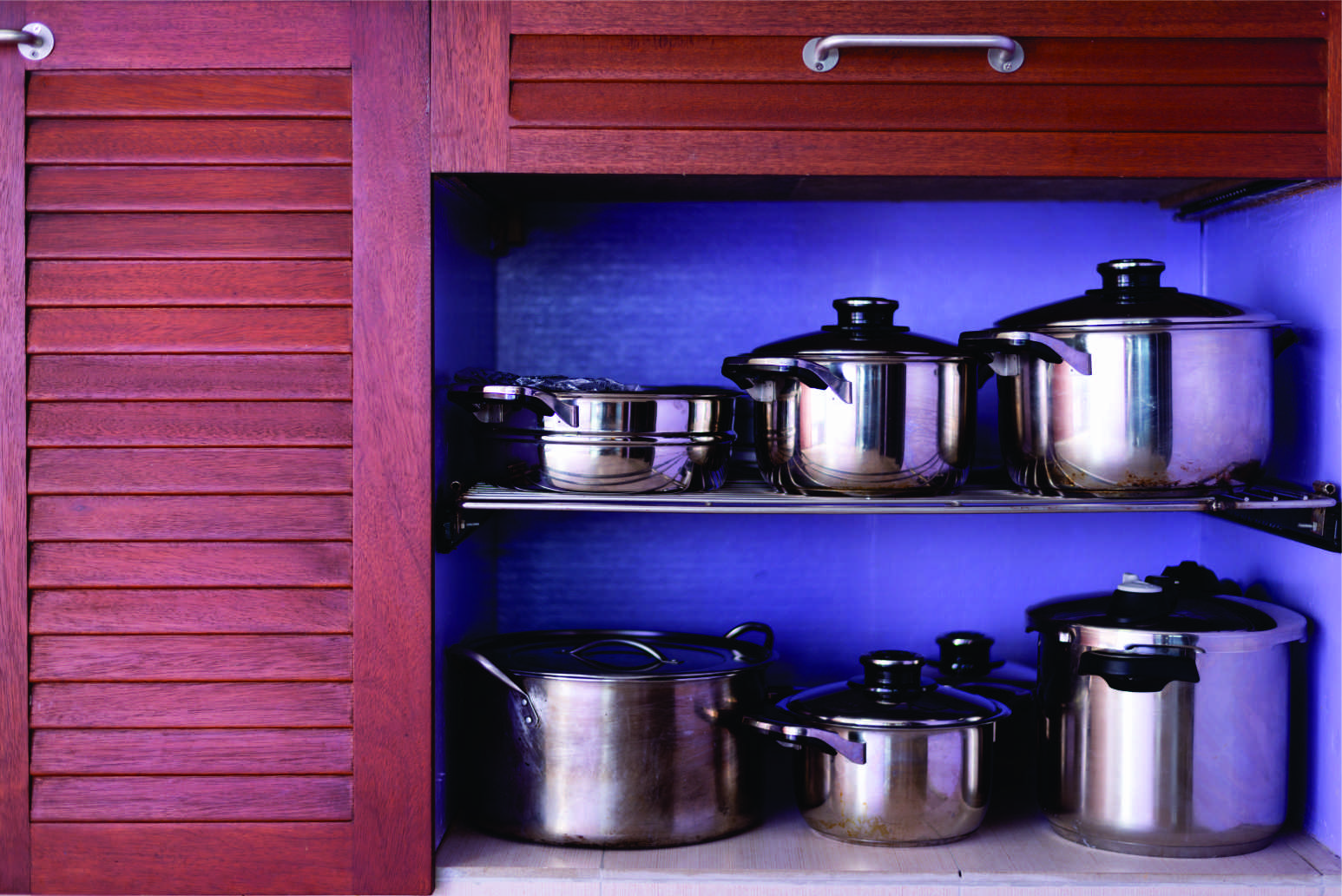 Baguiotransient Condo Cooking