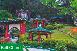 Baguio's Bell Church