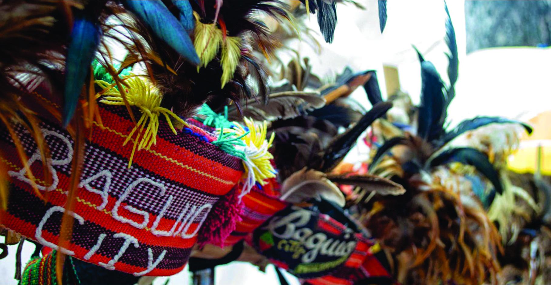 BAGUIO HEAD DRESS