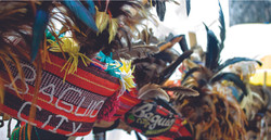 BAGUIO HEAD DRESS