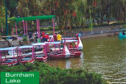 Burnham park Boating