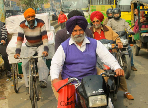 Explorando Punjab