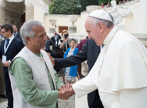 Una cita con el Papa