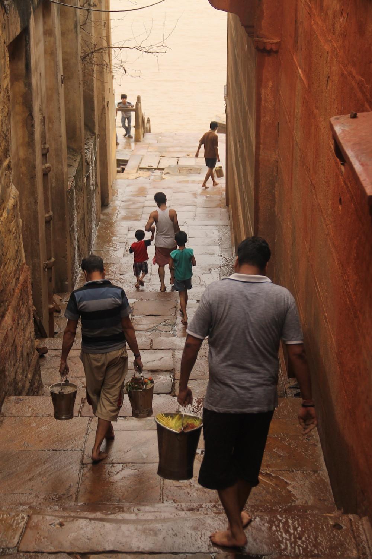 Varanasi, entre la vida y la muerte, viajar, india, mujeres, reflexiones, espiritualismo, cenizas, crematorio, ghats