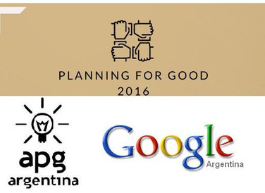 "La APG presenta ""Planning for Good 2016"""