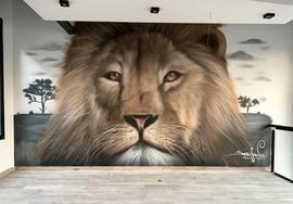 piers coffee mural, seba cener, graffitt