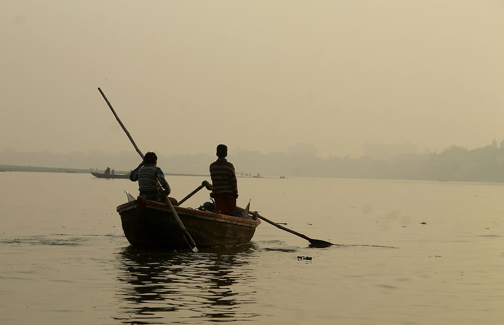 ganges, rio sagrado, agua no se pudre, rishikesh, india