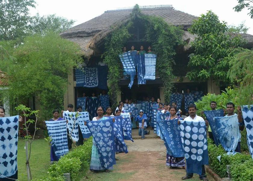 AIM, artesanos, comercio justo, empresa social, india, batique, jessica oyarbide