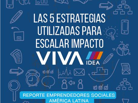 5 Estrategias utilizadas para escalar impacto