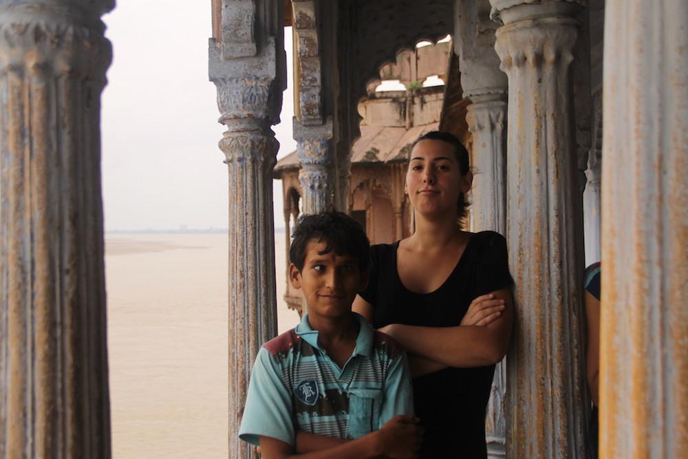 Varanasi, entre la vida y la muerte, viajar, india, mujeres, reflexiones, espiritualismo, Om, niños magicos