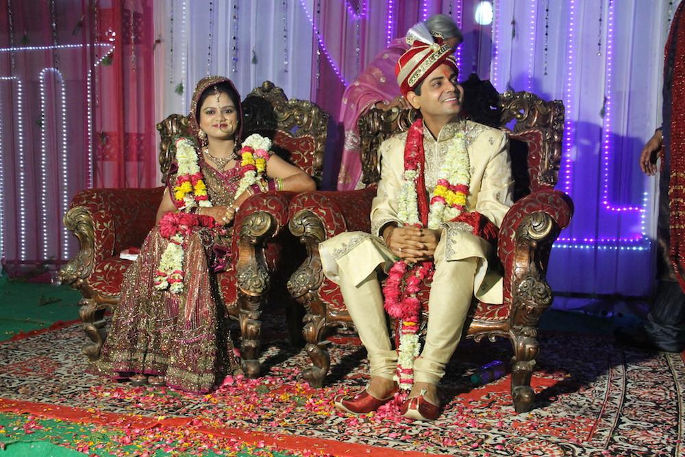 casamiento indio, rituales, vestimentas, india, saree, mujer india, novios