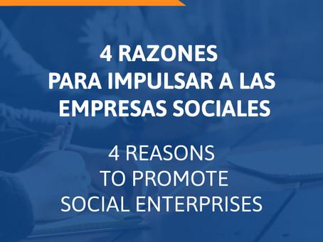 Empresas Sociales: por qué son soluciones para el mundo que se viene