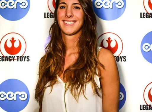 Jessica Oyarbide @ #CRAC, Radio Punto cero
