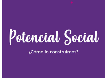 """¿Como nació el """"Potencial Social®""""?"""
